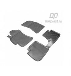 Коврики в салон Subaru Impreza NPL-Po-84-27