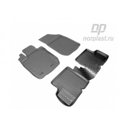 Коврики в салон Nissan Terrano NPL-PO-69-04