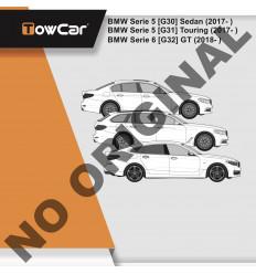 Фаркоп на BMW 6 E0801EV