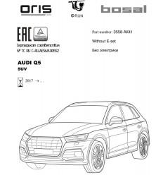 Фаркоп на Audi Q5 3558-AK41