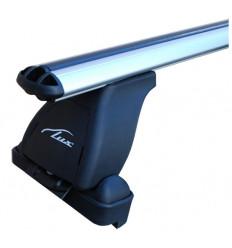 Багажник на крышу для Citroen C4 842075+698874
