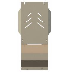 Защита КПП и РК Isuzu D-Max 32.1153