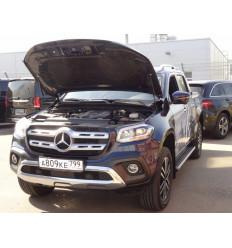 Амортизатор (упор) капота на Mercedes-Benz X KU-MB-XC00-00