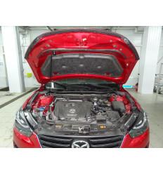 Амортизатор (упор) капота на Mazda CX-5 KU-MZ-CX05-01