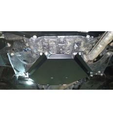 Защита КПП Subaru Forester 22.3974 V1