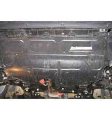 Защита картера и КПП Skoda Roomster 21.2088 V1