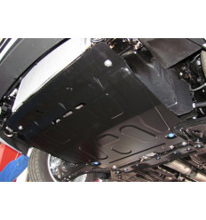 Защита картера и КПП Daewoo Gentra 06.2461 V2