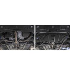 Защита картера и КПП Lexus ES 111.9518.2