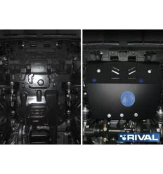 Защита радиатора Toyota Land Cruiser Prado 111.9516.1