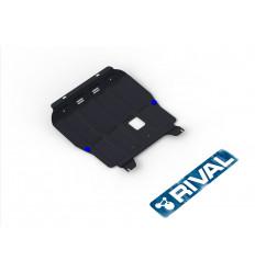 Защита картера и КПП Ravon Nexia R3 111.1001.2