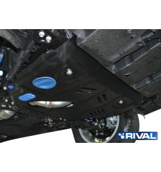Защита картера и КПП Lexus NX 111.3207.1