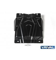 Защита КПП Fiat Fullback 111.4047.2
