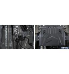 Защита РК на Mitsubishi Pajero Sport 111.4048.2