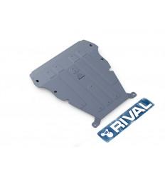 Защита картера и КПП для Volvo XC60 333.5910.1