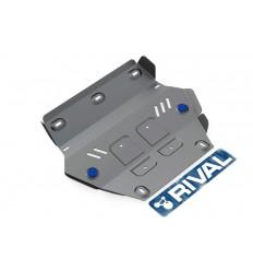 Защита радиатора Isuzu D-Max 333.9101.1.6