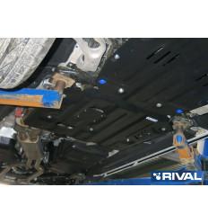 Защита КПП и РК Porsche Cayenne 111.4604.1