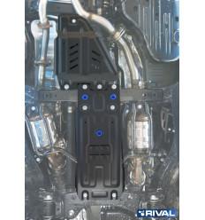 Защита КПП Lexus LX 111.9507.1