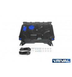 Защита картера и КПП Hyundai Solaris 111.2369.1