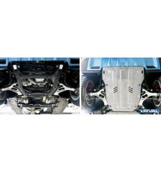Защита картера Porsche Cayenne 333.4606.1