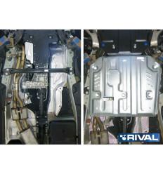 Защита КПП и РК Porsche Cayenne 333.4604.1