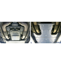 Защита КПП Porsche Panamera 333.4611.1