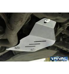 Защита редуктора Nissan X-Trail 333.4150.1
