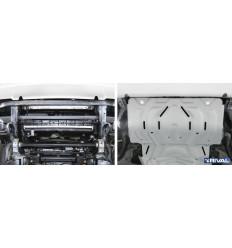 Защита радиатора Fiat Fullback 333.4046.2