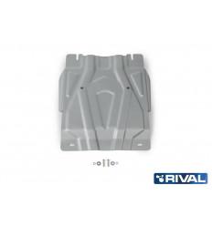 Защита КПП Fiat Fullback 333.4047.2