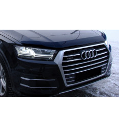 Дефлектор капота (отбойник) на Audi Q7 SAUDQ71512