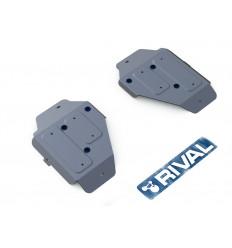 Защита топливного бака Land Rover Discovery Sport 333.3126.1