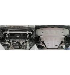 Защита радиатора Mercedes GLE 333.3929.1