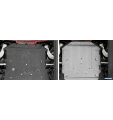 Защита картера Land Rover Range Rover Velar 333.2601.1