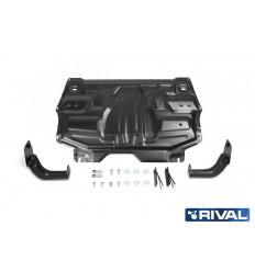 Защита картера и КПП Seat Ibiza 111.5842.1