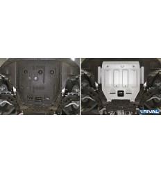 Защита картера и КПП Mini Cooper 333.8205.1