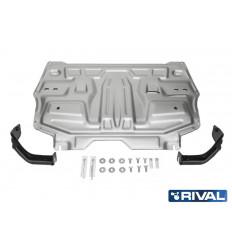 Защита картера и КПП Volkswagen Polo 333.5842.1