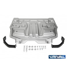 Защита картера и КПП Seat Ibiza 333.5842.1