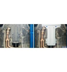 Защита КПП для Jaguar XF 333.2604.1