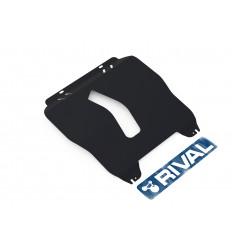 Защита картера и КПП ZAZ Vida 111.6502.1
