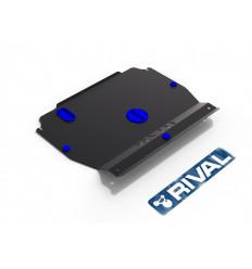 Защита картера и КПП ТагАЗ Vega 111.6104.1