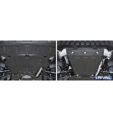 Защита картера Subaru XV 111.5432.1