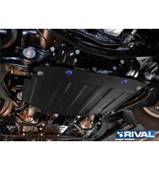 Защита картера и КПП Lexus LX 111.5714.3