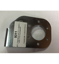 Подрозетник металлический оцинкованный 9311