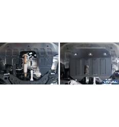 Защита картера и КПП JAC S5 111.9201.1