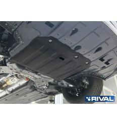 Защита картера и КПП Kia Cerato 111.2836.1