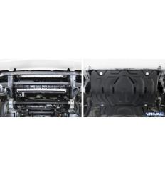 Защита радиатора Fiat Fullback 111.4046.2
