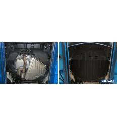 Защита картера и КПП Acura MDX 111.0101.1