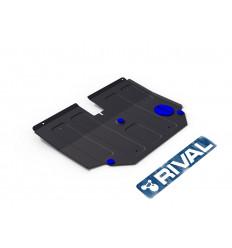 Защита картера и КПП BYD F3 111.5722.3