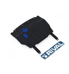 Защита картера и КПП FAW V5 111.8006.1