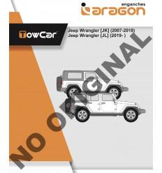 Фаркоп на Jeep Wrangler E2902DS