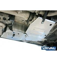 Защита топливных трубок и РК Jeep Grand Cherokee 333.2735.1